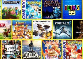 Топ-10 видеоигр 2021 года по мнению Paper Unicorn Games