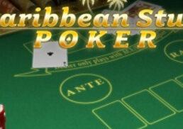 Как играть в карибский покер
