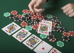Top 5 tricky poker hands