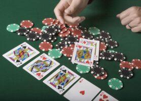 Топ-5 коварных покерных рук